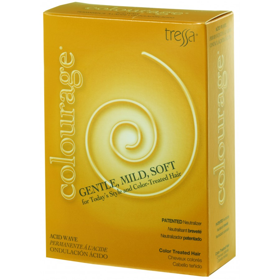Tre Colourage Indiv Acid Wave Gentle Perms Hair Products