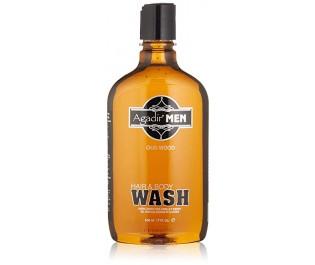 Aga Agadir Men Hair & Body Wash 17oz