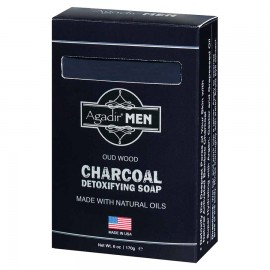 Aga Agadr Men Charcoal Detx Soap 6ct
