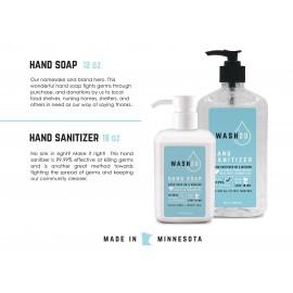 Alu Wash20 Hand Wash 12oz.