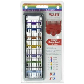 Cic Wahl Clipper Guide 8ct w/orgnzr