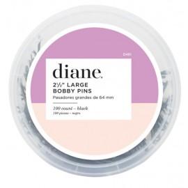 Fro D461 Jumbo Bob Pins Black 100pk
