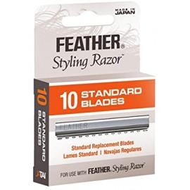 Jat Feather Standard Blade 10 Count
