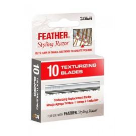 Jat Feather Texturizing Blade 10 Cnt
