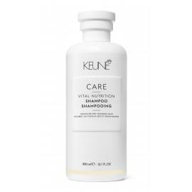 Keu Care Vital Nutrit Shampoo 300ml