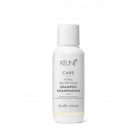 Keu Care Vital Nutritio Shampoo 80ml