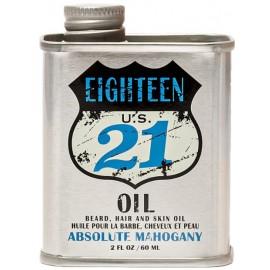 1821 Man Made Oil Absolute Mhgny 2oz