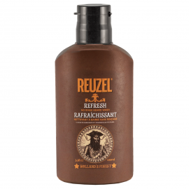 Reu Refresh No-Rinse Beard Wash 3.38