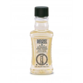 Reu Aftershave Wood & Spice 3.38oz