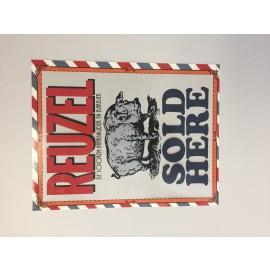 Reu Window Sticker