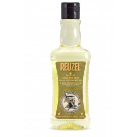Reu 3in1 Tea Tree Shampoo 11.83oz
