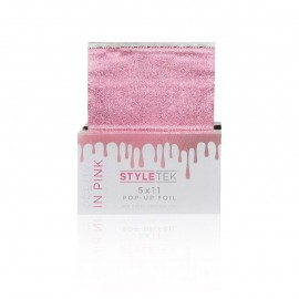 Stl Pop Up Foil 5x11 Pretty in Pink