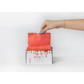 Stl Pop Up Foil 5x11 Big Apple Red