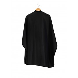 Stl Barber Cape Solid Black
