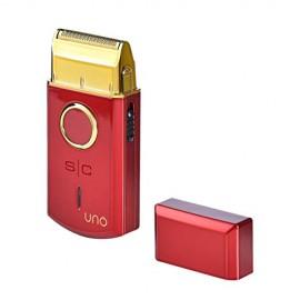 STL Uno Prof Single Foil Shaver Red