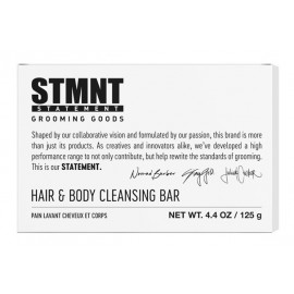 STM STMNT Hair & Body Cleansing Bar