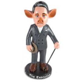 Reu Executive HOGlectible Bobblehead